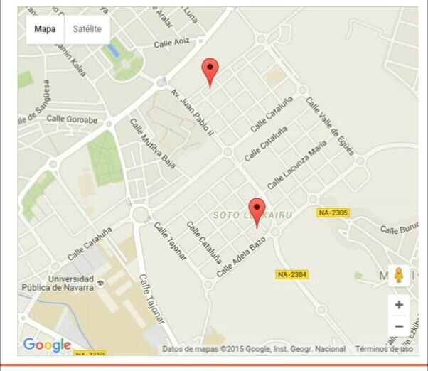 89 viviendas VPO de alquiler