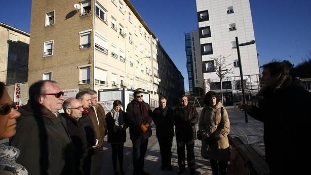 43.681 euros para completar la ayuda concedida para rehabilitar un bloque en Lezkairu