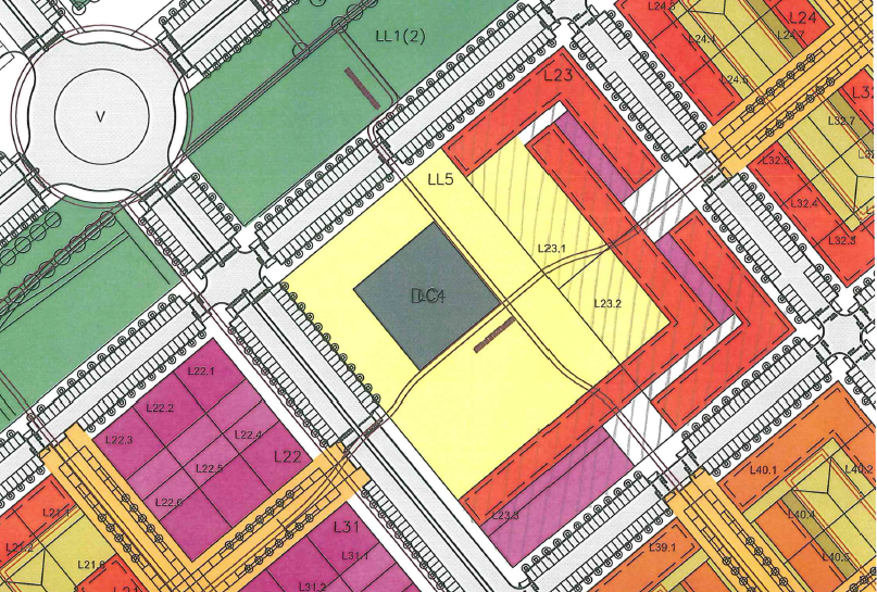 ¿Edificios en la Plaza Maravillas o zonas verdes?