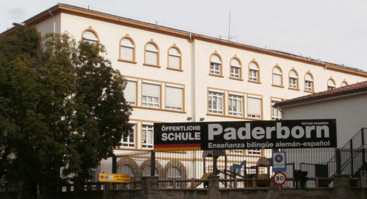 El colegio Paderborn-Víctor Pradera se trasladará a Lezkairu