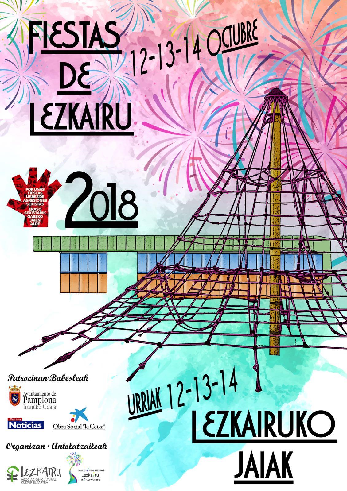 Nota de prensa de la Asociación Cultural Lezkairu (ACL)