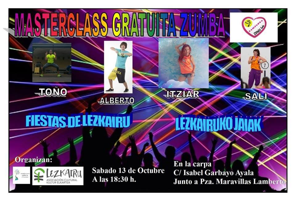Fiestas Lezkairu 2018