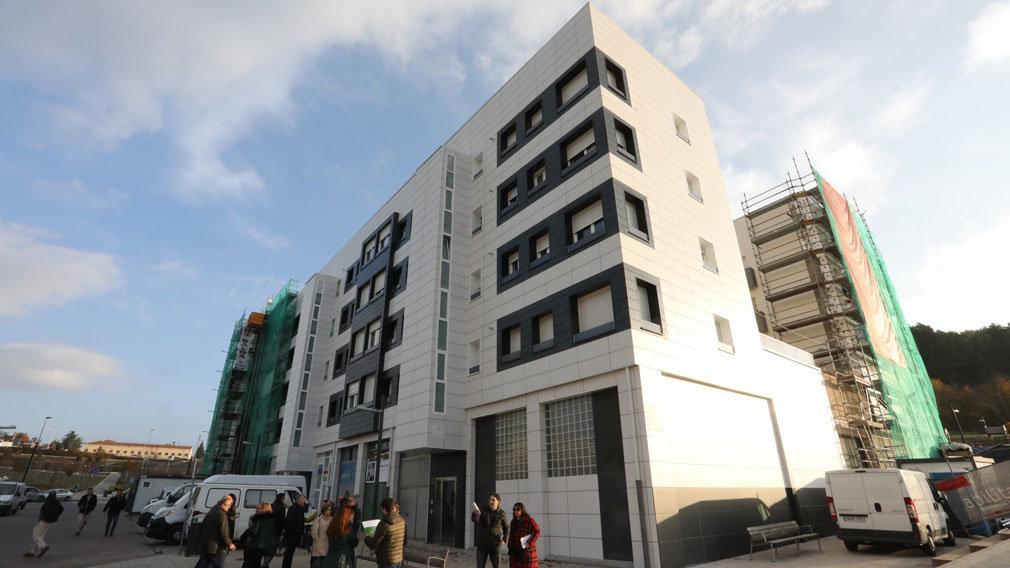 2 millones de € para rehabilitación de viviendas de Fuente de la Teja