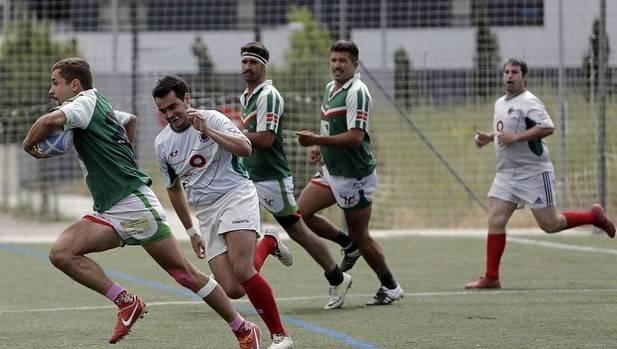 Un posible campo de rugby en Lezkairu, junto al campo de fútbol