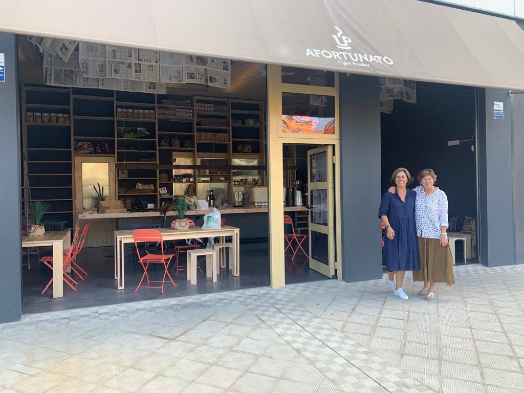 Conoce Afortunato, tienda y cafetería especializada en cafés