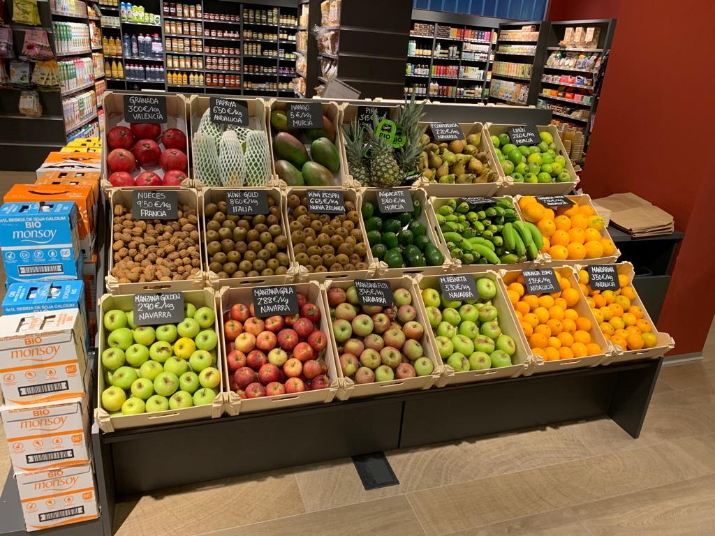 Ya está abierto el supermercado ecológico Biecor