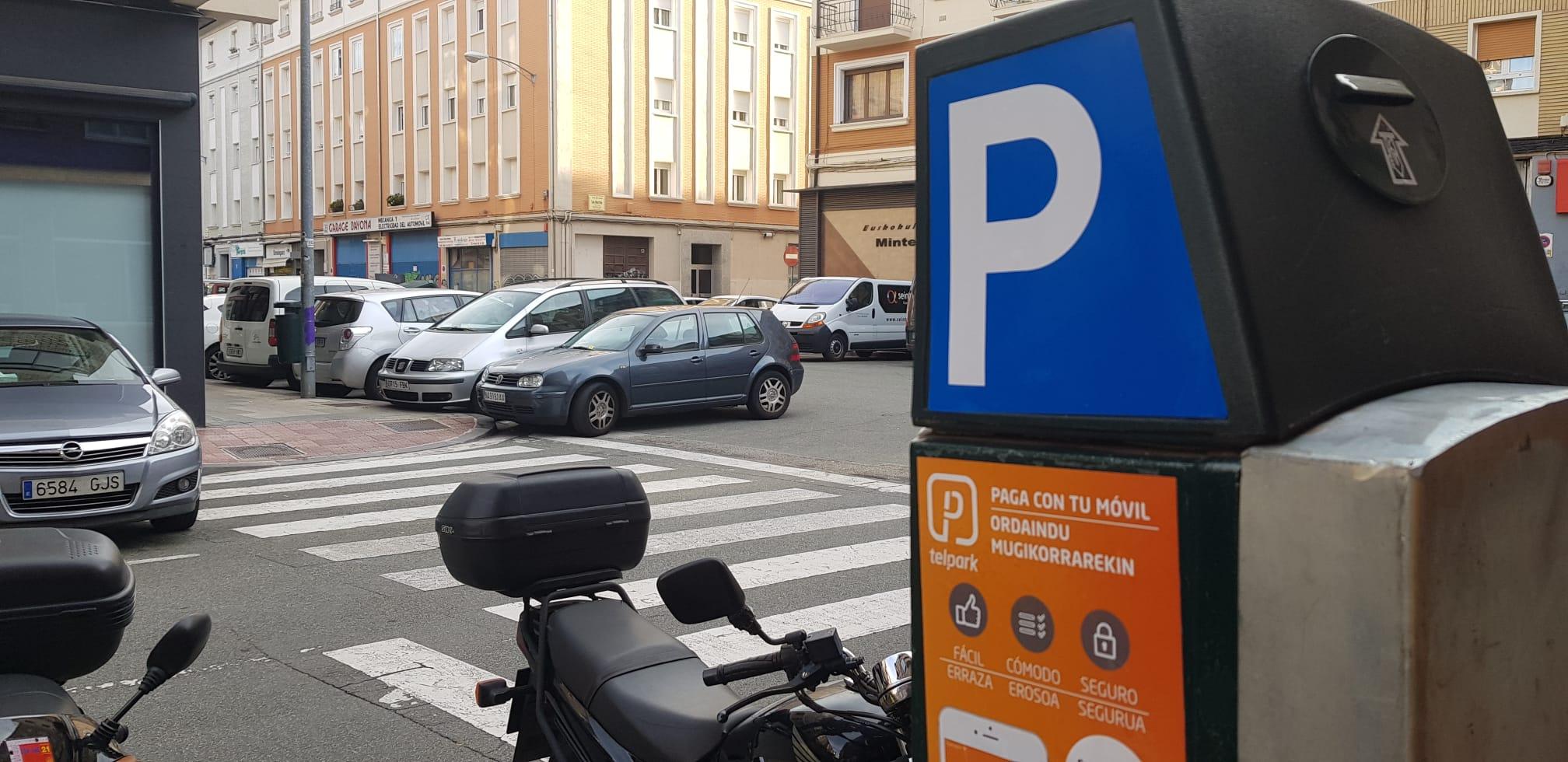 Mendillori-Lezkairu posible parking disuasorio