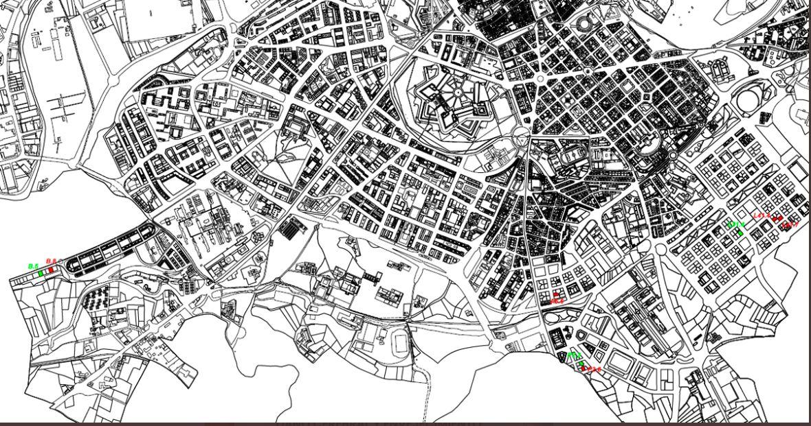 Urbanismo estudiará el miércoles la convocatoria de una subasta pública para enajenar 9 parcelas y participaciones en Lezkairu, Sadar, Etxabakoitz y San Jorge