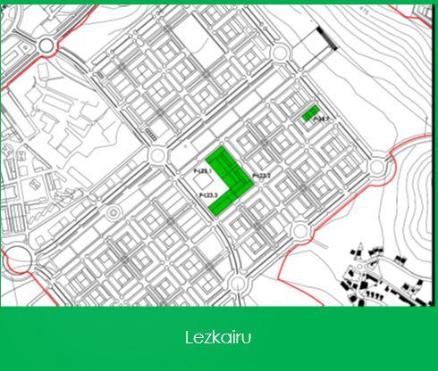 El plan 'Vive Pamplona' contempla viviendas de alquiler para jóvenes en Lezkairu y prevé un concurso para construir el Civivox