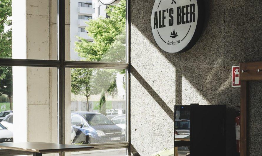 Conoce tu barrio: Ale's beer, Cerveza y Parilla