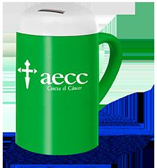 Colabora con la AECC, este año de forma digital