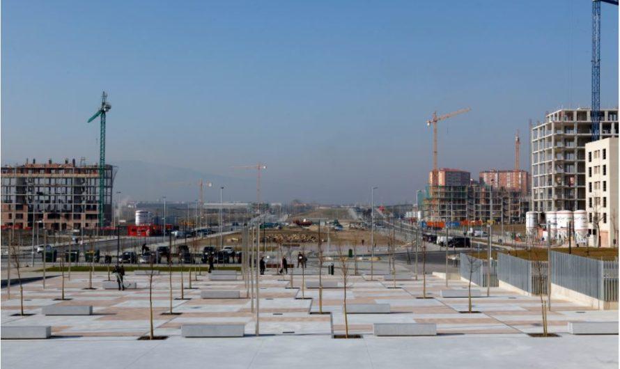Promueven una nueva residencia de mayores en el centro de Lezkairu