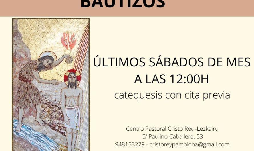 Información de la parroquia Cristo Rey