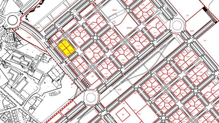 Urbanismo conocerá mañana miércoles la aprobación definitiva del  estudio de detalle del ámbito en el que se ha solicitado licencia para  construir una residencia de estudiantes