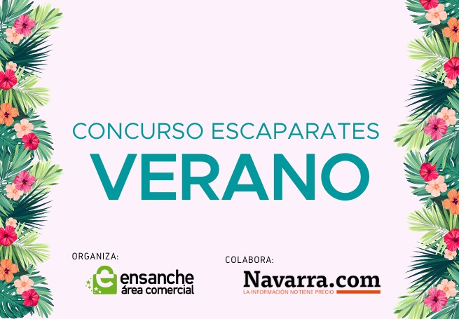 Concurso de escaparates Verano, organizado por Ensanche Área Comercial