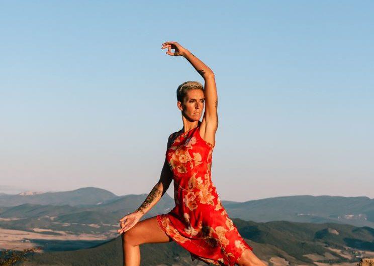 Nuevo grupo de yoga por la mañana de Elena Hernáez