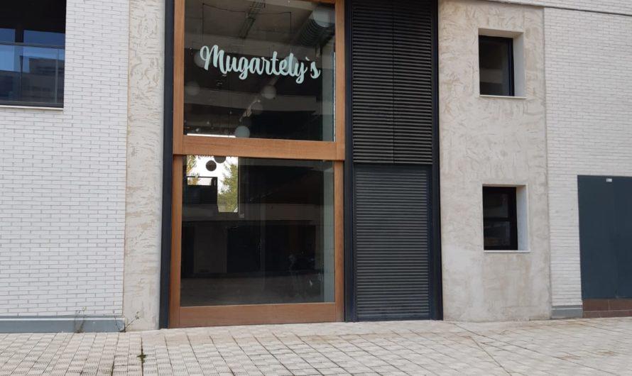 Próxima apertura bar Mugartely's